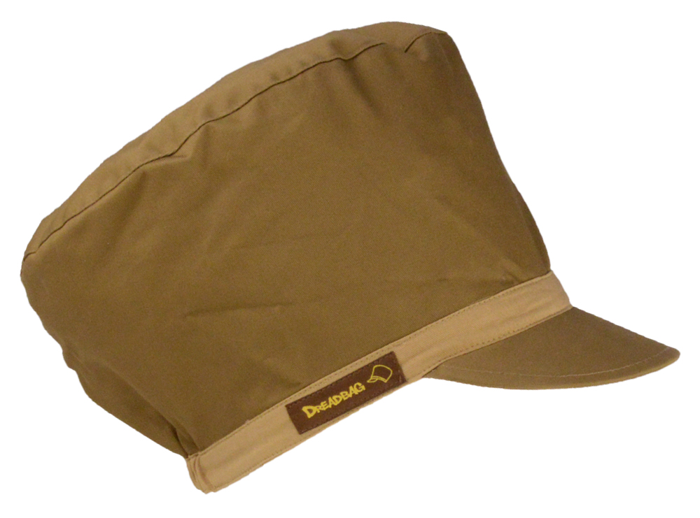 Dark brown Dreadbag Canvas
