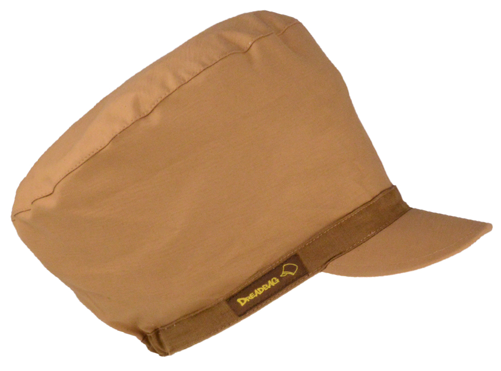 Beige dreadbag mula sa canvas