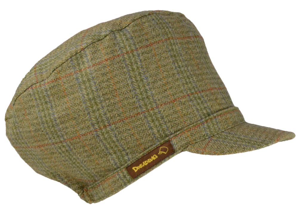 Grüner Dreadbag Wolle
