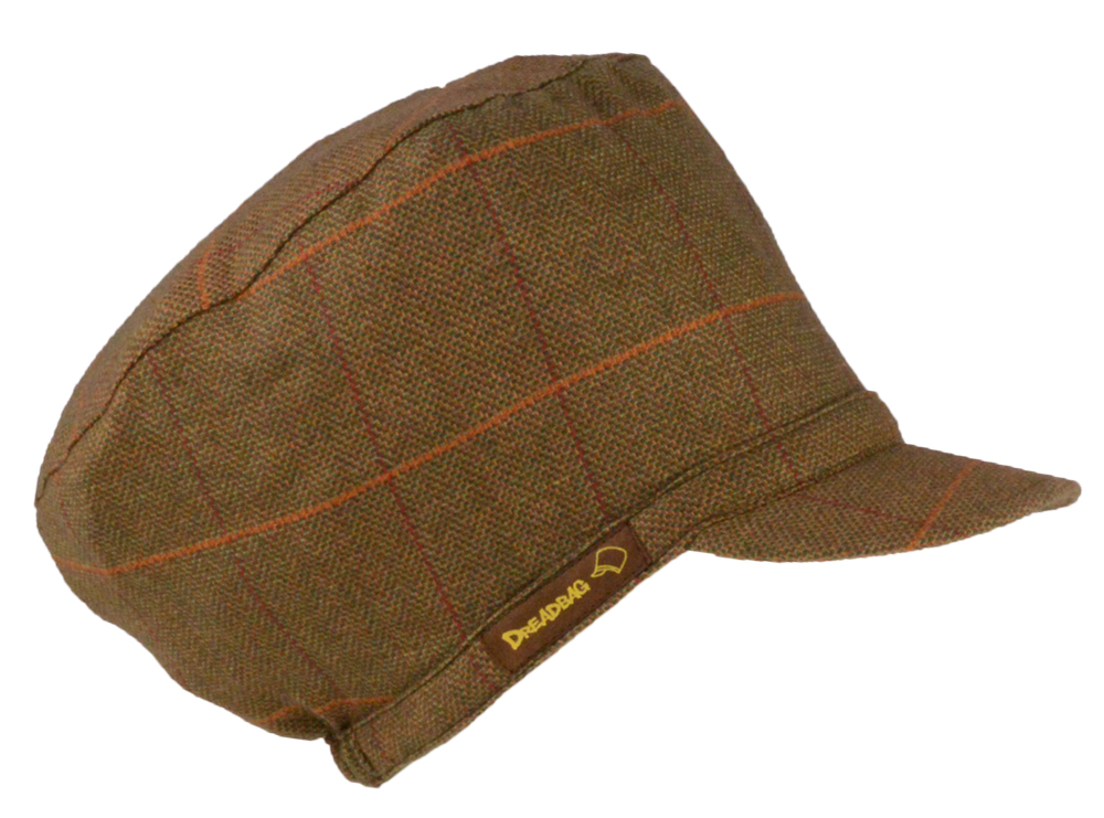 Browngreen Dreadbag Wool