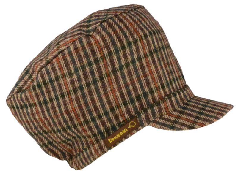 Dreadlocks Mütze aus Wolle