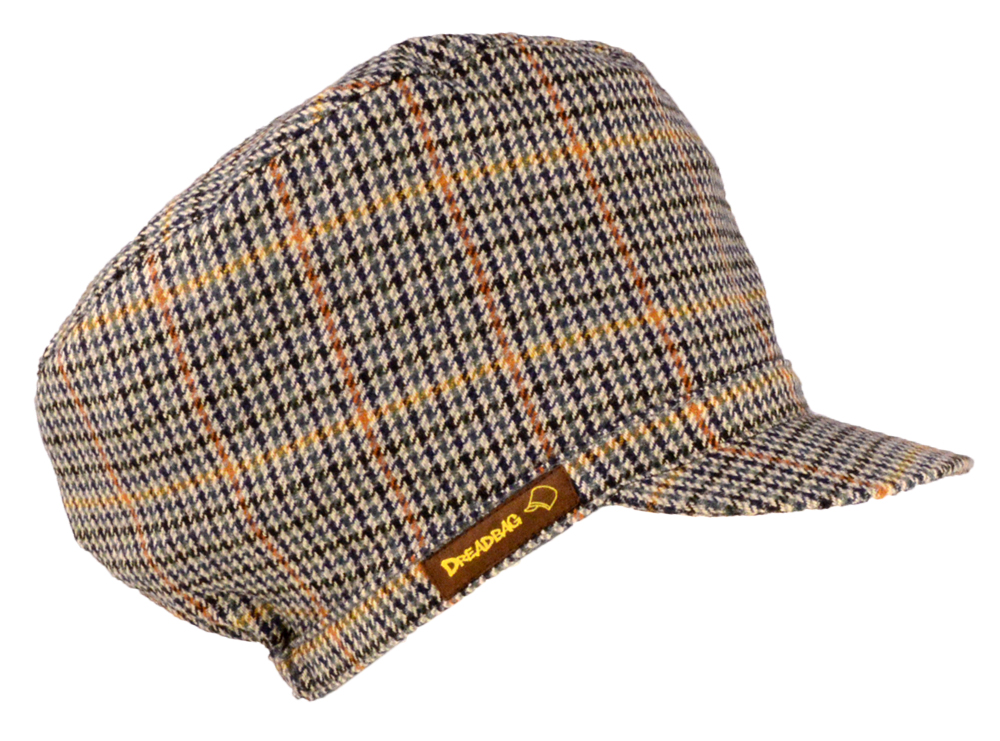 Checked Dreadbag Wool