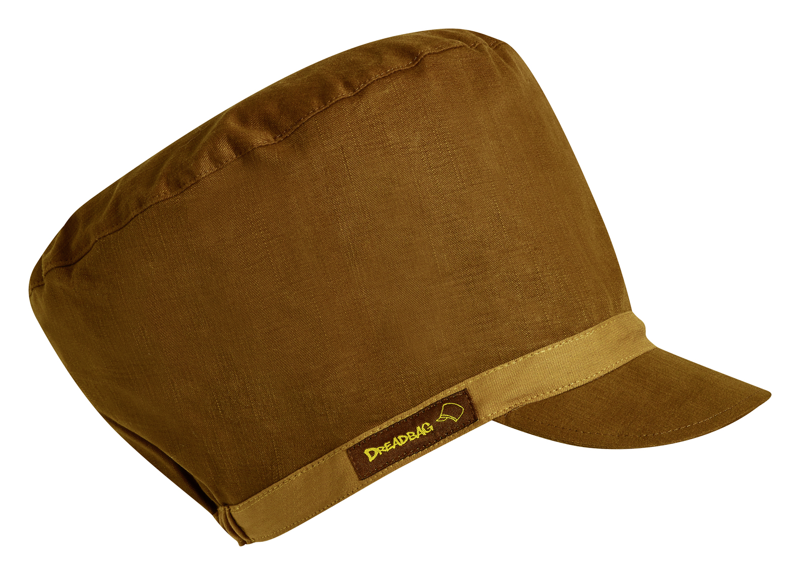 Dunkelbrauner Dreadbag Canvas