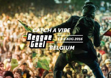 Reggae Festival Belgien