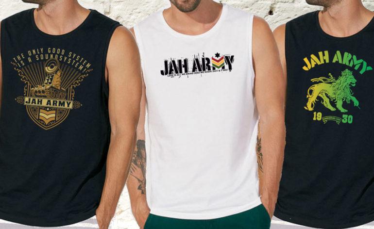 Jah Army Highwear