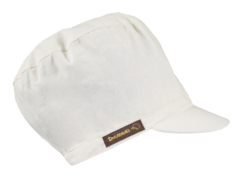White Rasta Hat