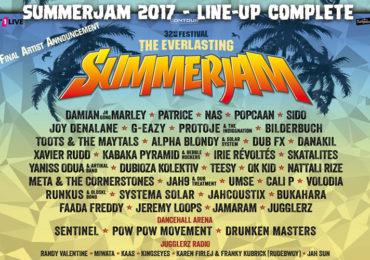 Féile Summerjam 2017