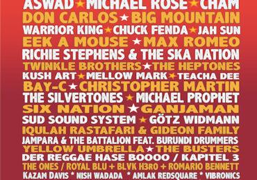 Reggae Jam Festival 2017-Bersenbrck