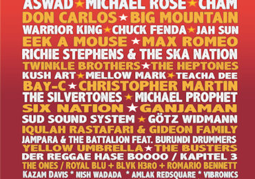 Lễ hội nhạc reggae Jam Festival 2017 - Bersenbrück