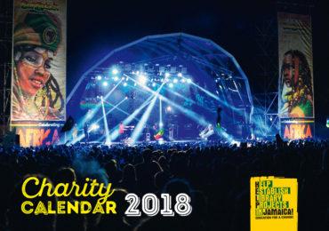 Βοήθεια στην Τζαμάικα! Φιλανθρωπικό Ημερολόγιο 2018