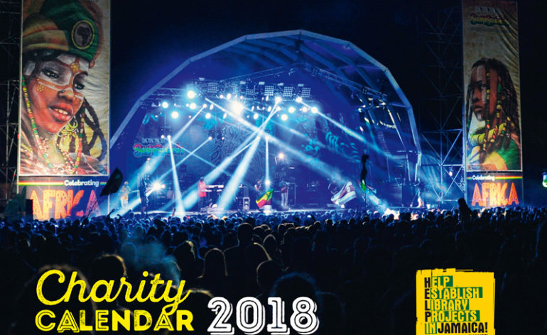Ajuda a Jamaica! Calendari de caritat 2018