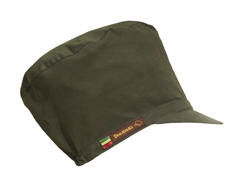 Rastafari Dreadbag Canvas