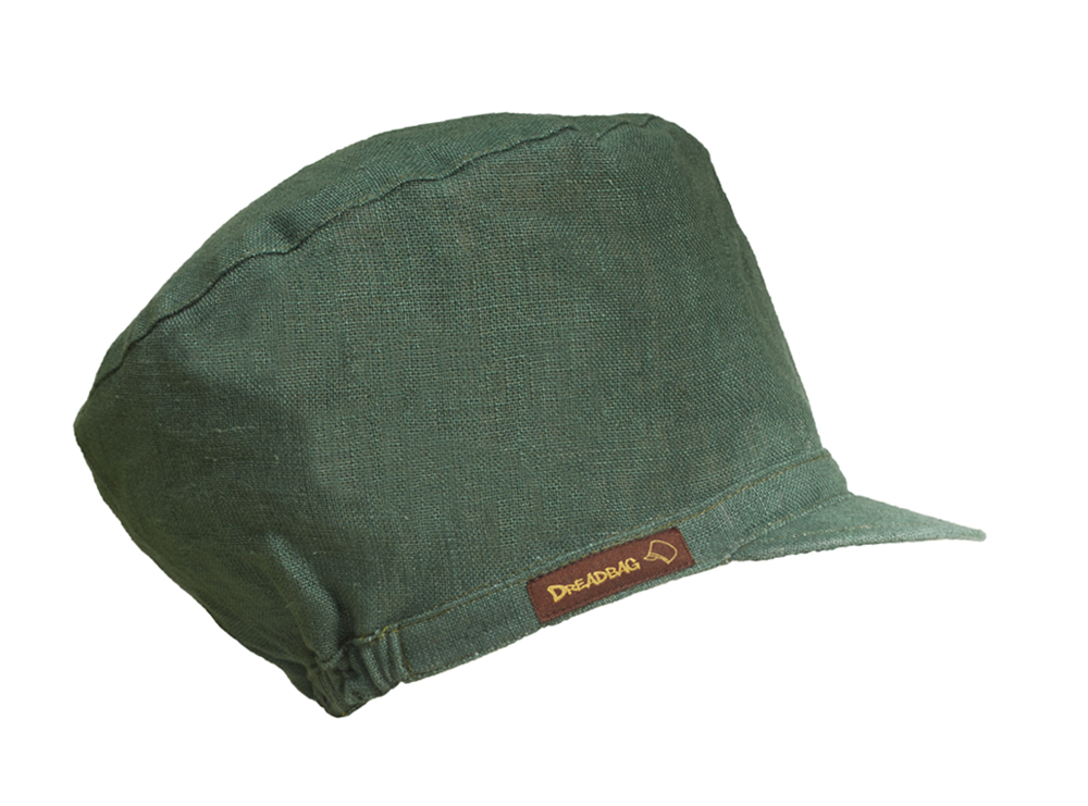 Green Dreadbag linen