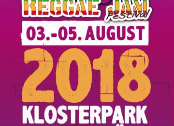 Reggae Jam Festival 2018
