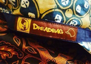 Batik kufizuar Ras Muhamad Dreadbag Edition