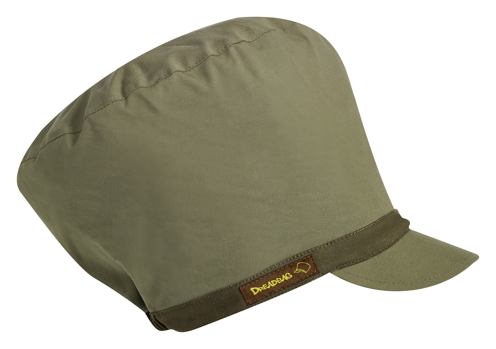 """Jah Army"" Dreadbag aus Canvas"