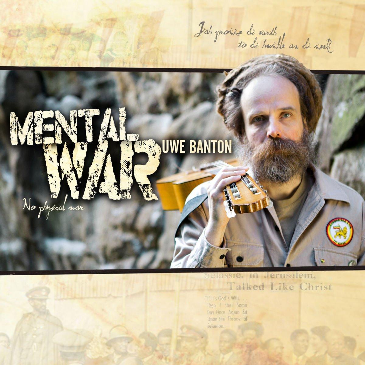 Uwe Banton - duševní válka - album