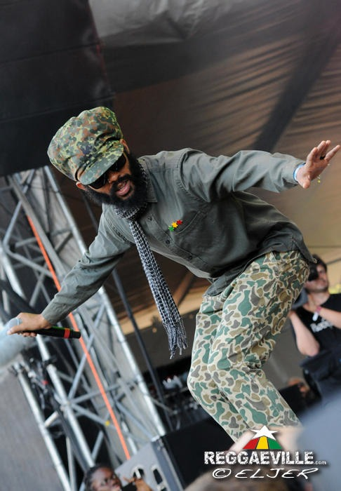 Jah Army Cap