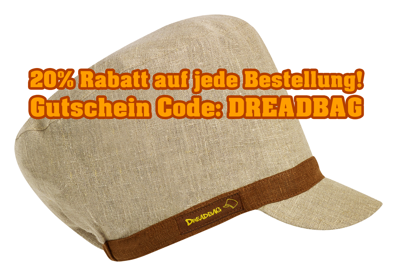 20% Remise op all Dreadbag Uerdnung