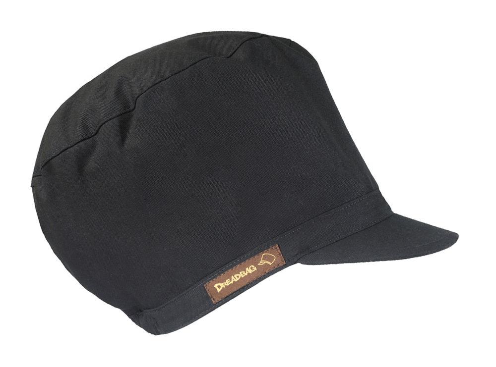 Black Dreadbag Canvas - Koupit Dreadlocks Beanie