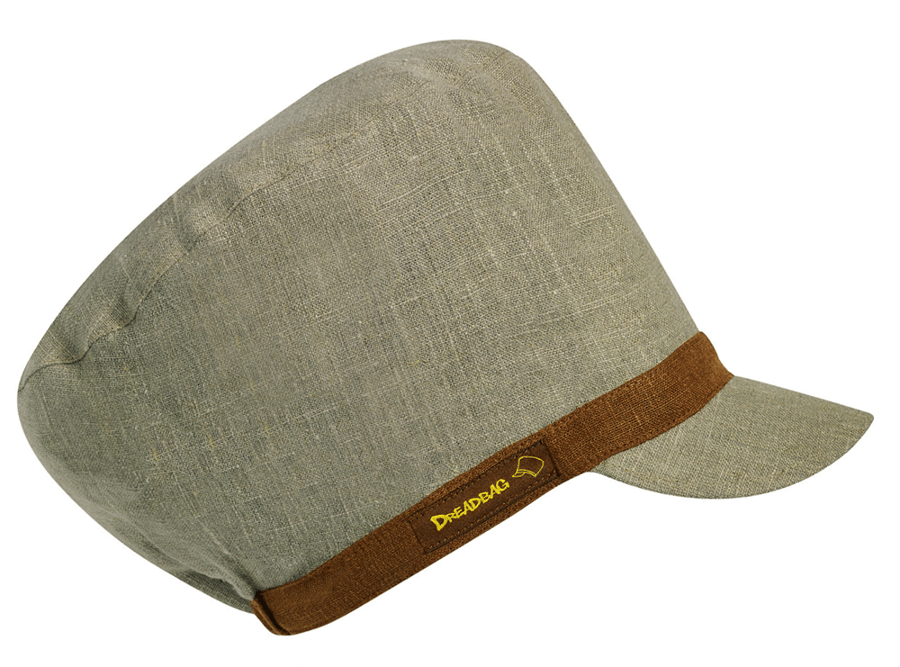 Dreadlock Cap Linen