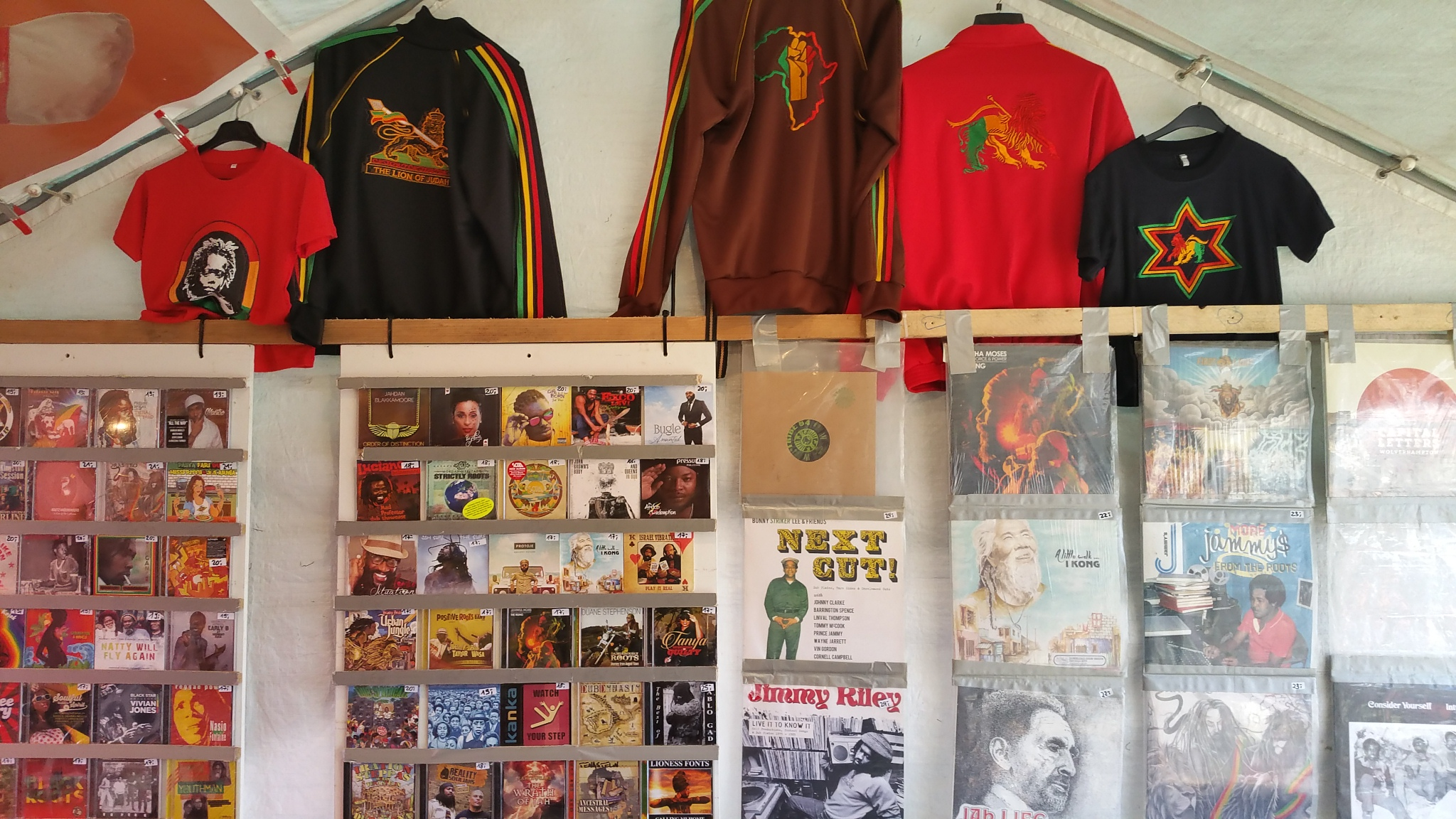 Rastafari - Reggae - Rasta Clothing Shop