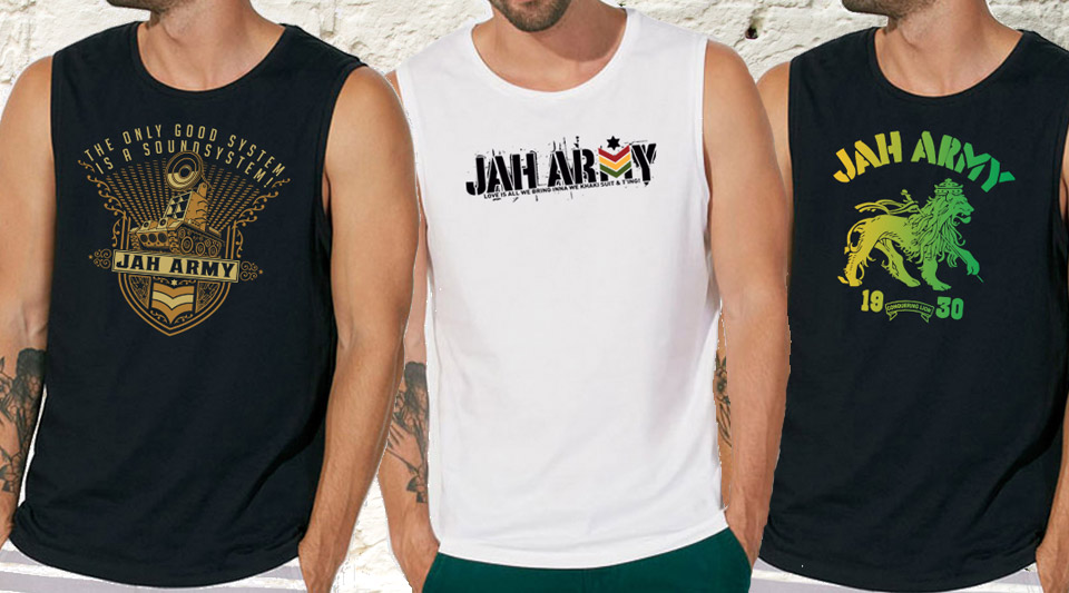 Jah Army Highwear Summer Collection 2016