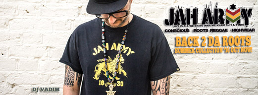 Jah Army Reggae Roots Shop