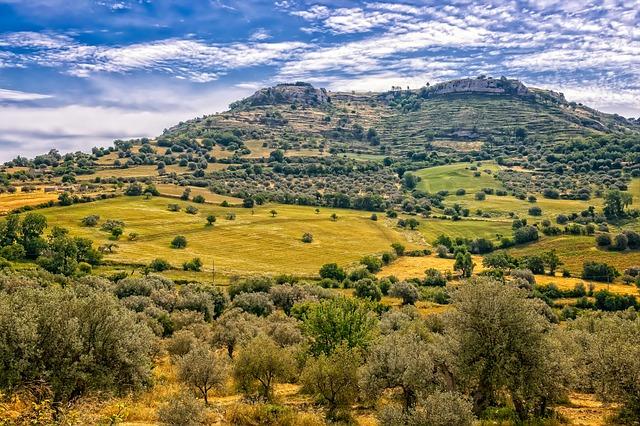 Sicilië - vakantie - landschap