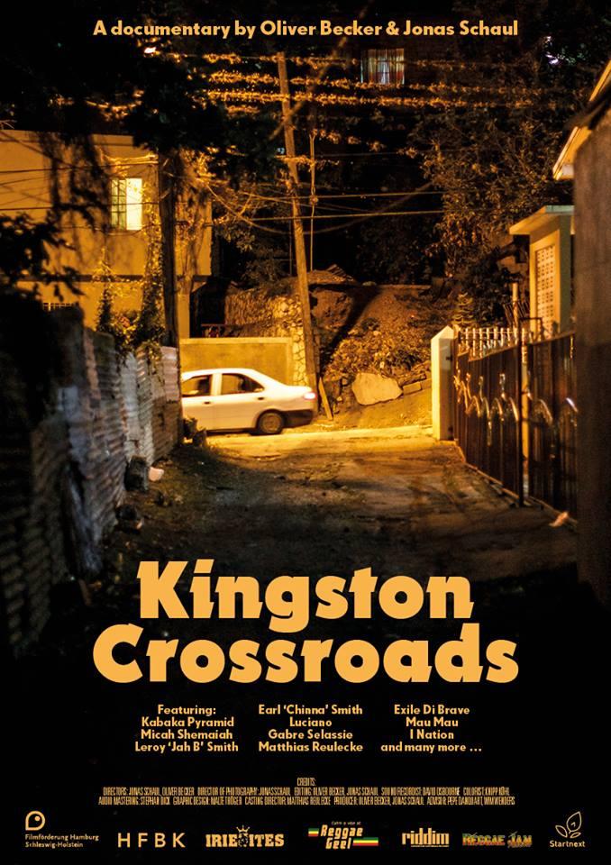 Deutschland Premiere von Kingston Crossroads
