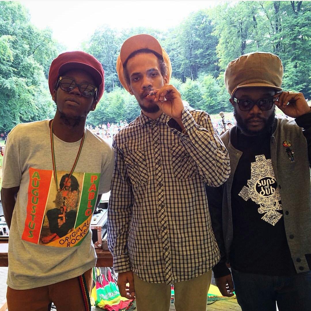 Ras Jammy - Addis Pablo - Jah Bami