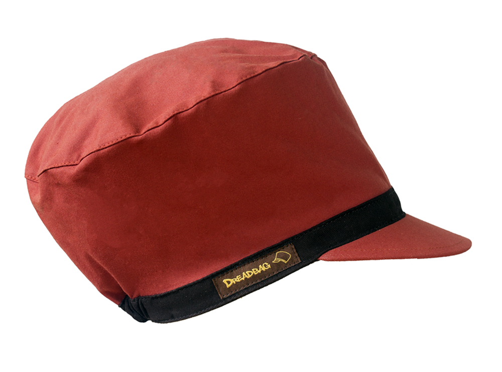 Red Dreadlocks Cap / Rasta Cap from Canvas buy
