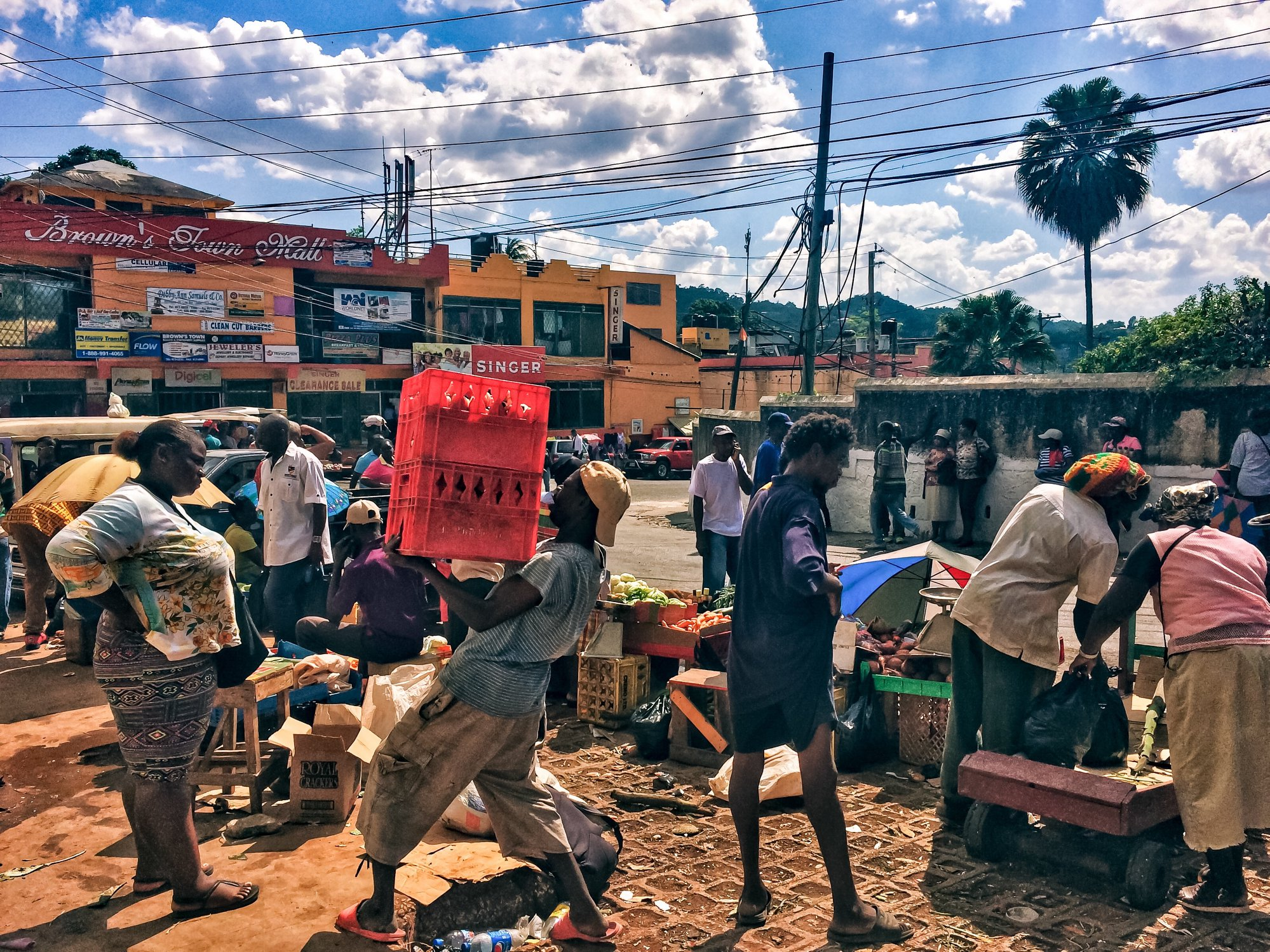 Jamaica -Browns Town - Saint Ann - Help Jamaica e.V. Charity