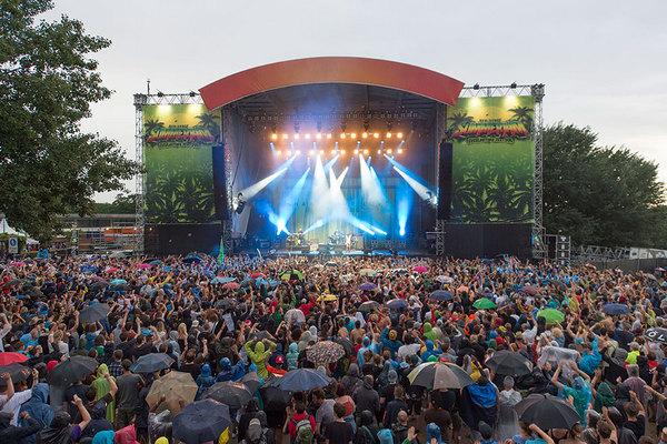Summerjam Festival - Bühne
