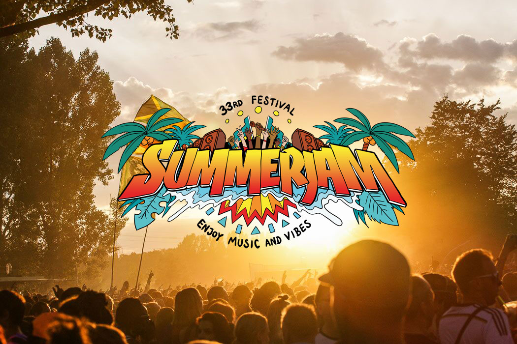 Summerjam Festival 2018 - 87 days left!