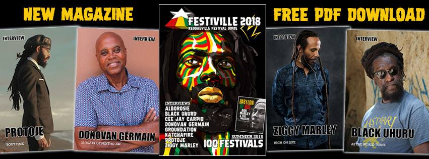 Free Download Festiville 2018 – Reggaeville Festival Guide