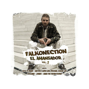 Koop Falkonection el Amansador - Vol.2 - EP