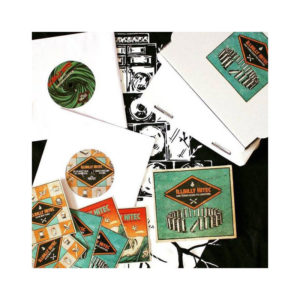 ILLBILLY HITEC، HIGH SMILE HIFI & JAH TUNG Vinyl + T-Shirt