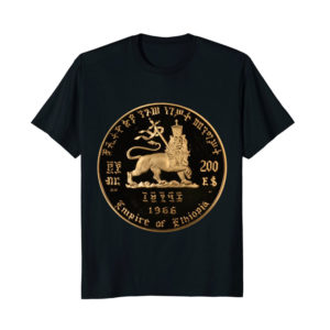 Lion ng Judah - shirt