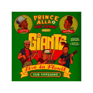 Prince Alla and Ras Jammy meet the Giants live in Flawil - Dub Version