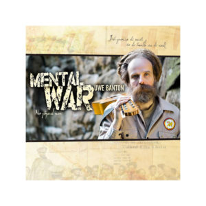 Купить Uwe Banton - Mental War - Альбом LP MP3