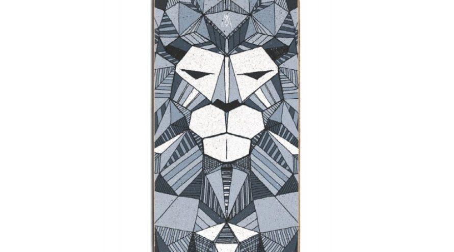 Daffy Boards Set - Gray Lion