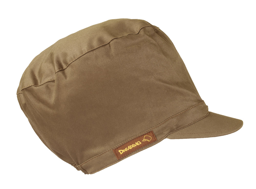 Dark Brown Dreadbag Canvas - Buy Dread Hat