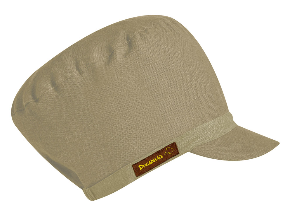 Beige Dreadbag Linen - Buy Dreadlocks Beanie