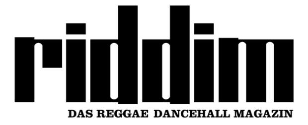 Riddim - The Reggae & Dancehall Magazine