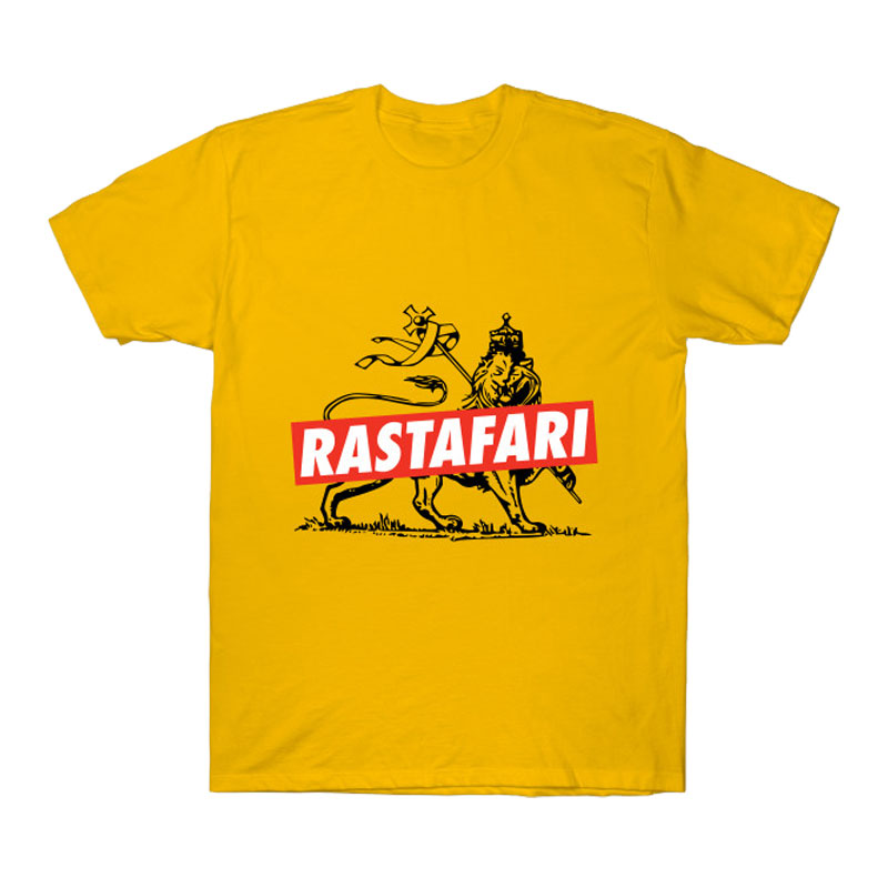 A conquista do leão de Judah - Jah Rastafarian reggae camisa regata ... 3f81fda53e3
