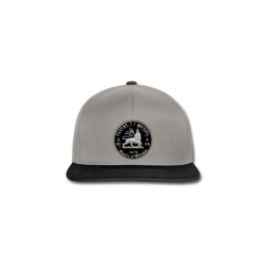 Lion of Judah - Snapback - Reggae Rastafarian Roots Baseball Cap - acquista online