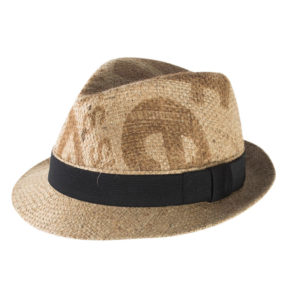 Upcycling Trilby Hut Café Corretto from Kaffeesack buy online
