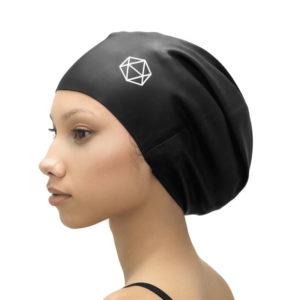 XL Swim Cap for Locs - Badekappe Bademuetze fuer Dreadlocks Dreads Afros Rastazoepfe Extensions Braids online kaufen