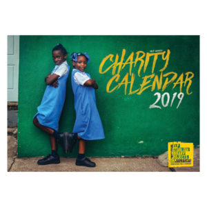 help jamaica-charity calendar 2019 cover sheet